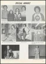 1977 Commerce High School Yearbook Page 76 & 77