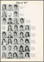 1977 Commerce High School Yearbook Page 86 & 87