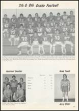 1977 Commerce High School Yearbook Page 92 & 93