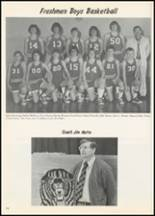 1977 Commerce High School Yearbook Page 94 & 95