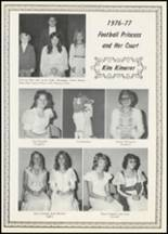 1977 Commerce High School Yearbook Page 98 & 99