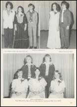 1977 Commerce High School Yearbook Page 100 & 101