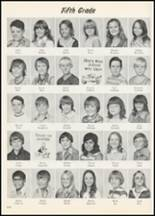 1977 Commerce High School Yearbook Page 110 & 111