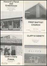 1977 Commerce High School Yearbook Page 124 & 125