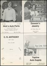 1977 Commerce High School Yearbook Page 130 & 131