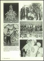 1981 Baird High School Yearbook Page 10 & 11