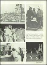 1981 Baird High School Yearbook Page 14 & 15