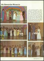 1981 Baird High School Yearbook Page 16 & 17
