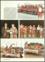1981 Baird High School Yearbook Page 20 & 21