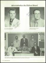 1981 Baird High School Yearbook Page 22 & 23
