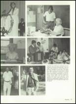 1981 Baird High School Yearbook Page 24 & 25