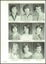 1981 Baird High School Yearbook Page 28 & 29