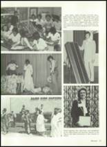 1981 Baird High School Yearbook Page 30 & 31