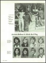 1981 Baird High School Yearbook Page 32 & 33