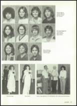 1981 Baird High School Yearbook Page 34 & 35
