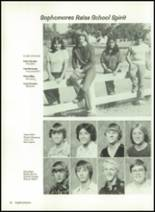 1981 Baird High School Yearbook Page 36 & 37