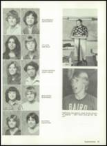 1981 Baird High School Yearbook Page 38 & 39