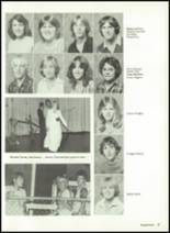 1981 Baird High School Yearbook Page 40 & 41
