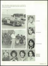 1981 Baird High School Yearbook Page 42 & 43