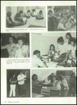 1981 Baird High School Yearbook Page 44 & 45