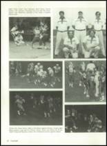 1981 Baird High School Yearbook Page 58 & 59