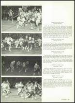 1981 Baird High School Yearbook Page 62 & 63