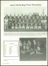 1981 Baird High School Yearbook Page 64 & 65