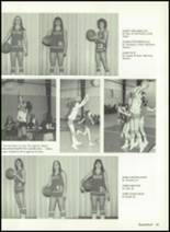 1981 Baird High School Yearbook Page 66 & 67