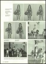 1981 Baird High School Yearbook Page 68 & 69