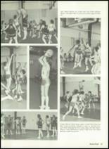 1981 Baird High School Yearbook Page 70 & 71