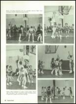 1981 Baird High School Yearbook Page 72 & 73