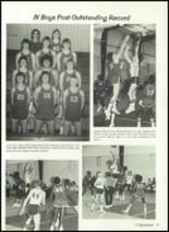 1981 Baird High School Yearbook Page 74 & 75