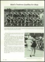 1981 Baird High School Yearbook Page 78 & 79
