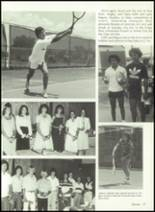 1981 Baird High School Yearbook Page 80 & 81