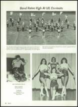 1981 Baird High School Yearbook Page 84 & 85