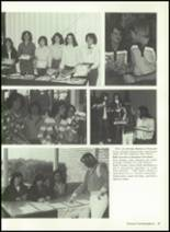 1981 Baird High School Yearbook Page 90 & 91