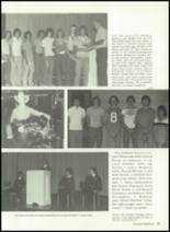 1981 Baird High School Yearbook Page 92 & 93