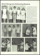 1981 Baird High School Yearbook Page 94 & 95
