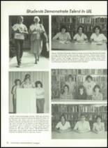 1981 Baird High School Yearbook Page 96 & 97