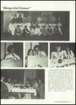 1981 Baird High School Yearbook Page 100 & 101
