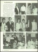 1981 Baird High School Yearbook Page 102 & 103