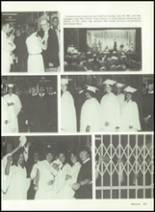 1981 Baird High School Yearbook Page 104 & 105