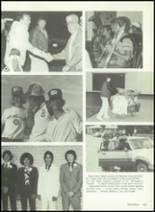 1981 Baird High School Yearbook Page 106 & 107