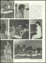 1981 Baird High School Yearbook Page 108 & 109