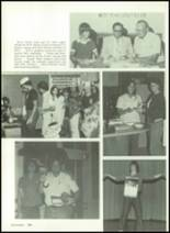 1981 Baird High School Yearbook Page 110 & 111