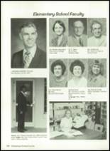 1981 Baird High School Yearbook Page 112 & 113