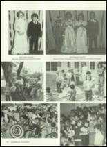 1981 Baird High School Yearbook Page 116 & 117