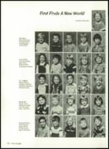 1981 Baird High School Yearbook Page 118 & 119