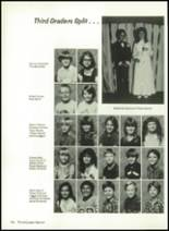 1981 Baird High School Yearbook Page 120 & 121