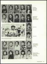 1981 Baird High School Yearbook Page 122 & 123